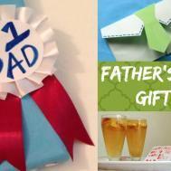 Diy Simple Last Minute Father Day Gifts Peach Iced Tea