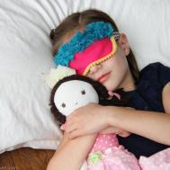 Diy Sleeping Super Hero Masks Make Your Kids