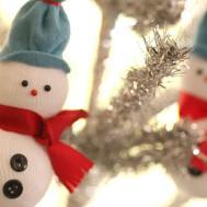 Diy Snowmen Ornaments