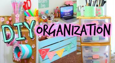 Diy Spring Organization Room Decor Get Organized