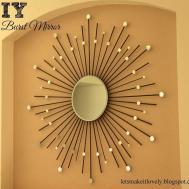Diy Starburst Mirror Favecrafts