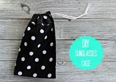 Diy Sunglasses Case Sew