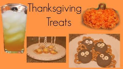 Diy Thanksgiving Treats Sydney Wilson