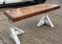 Diy Trestle Desk Plans Rogue Engineer Autos Post