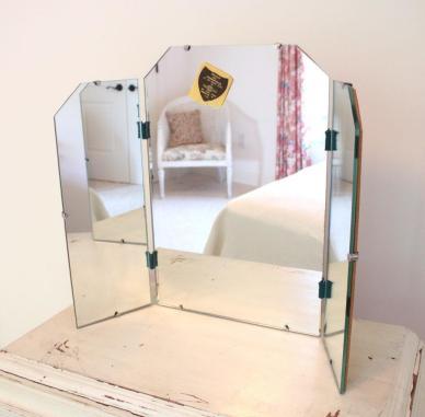 Diy Tri Fold Vanity Mirror Home Design Ideas