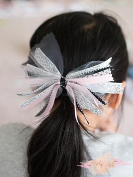 Diy Tulle Ribbon Scrap Bows Simply Tale