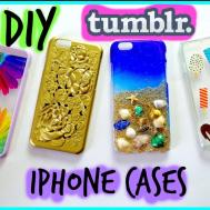 Diy Tumblr Inspired Iphone Cases Easy Affordable
