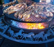 Diy Unique Outdoor Fireplaces Grill Bistrodre Porch