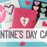 Diy Valentine Day Cards Michele Baratta