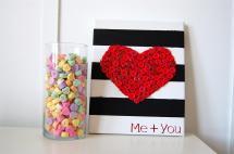 Diy Valentine Day Decorations