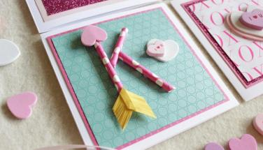Diy Valentines Day Card Ideas Tanja Maduzia