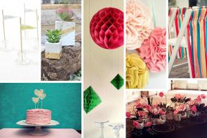 Diy Wedding Decorations Spring Decoist
