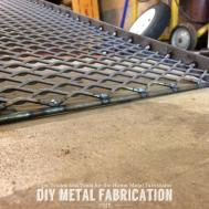 Diy Wheelchair Transfer Platform Part Metal