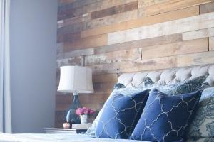 Diy Wood Accent Wall Design Life Diaries