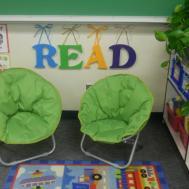 Doing Activity Decorating Classroom Decoration