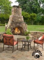 Double Sided Outdoor Fireplace Cpmpublishingcom