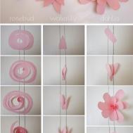 Dream Create Diy Paper Flower Wall