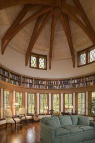 Dream Home Library Design Ideas