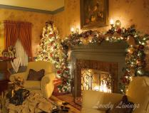 Driftwood Christmas Tree Ideas Beach House Coastal Living