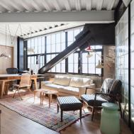 Dwell San Francisco Renovation Mixes Industrial