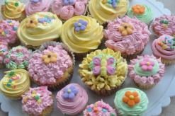 Easter Cupcakes Jyotsna World
