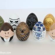 Easter Egg Decorating Ideas Pumpkin Princess