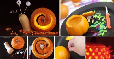 Easy Cool Diy Pumpkin Carving Ideas Halloween 2017