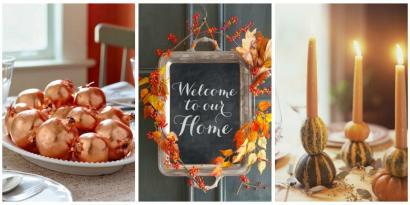 Easy Diy Thanksgiving Decorations Best Ideas