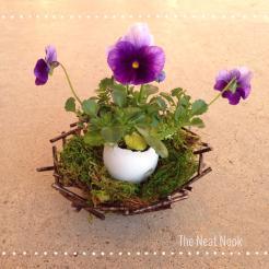 Easy Easter Flower Arrangements Neat Nook