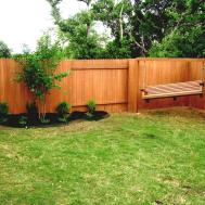 Easy Landscape Front House Design Simple Garden Designs