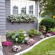 Easy Landscape Ideas Front House Attractive