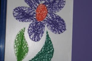 Easy String Art Diy Learn Make Your Own