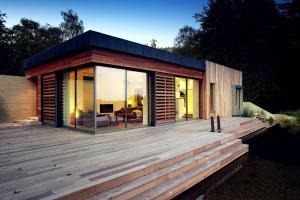 Eco Friendly Forest House Pad Studio