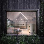 Eco Friendly Range Pellet Stoves Modern Home
