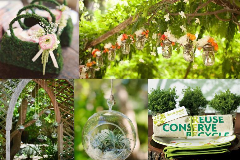Eco Friendly Wedding Green Ideas A2zweddingcards