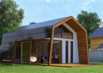 Ecokit Modular Prefab Cabins Sustainable Arrive