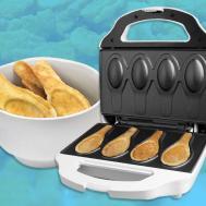 Edible Spoon Maker Lets Make Dough Spoons Can Eat