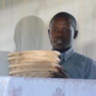 Een Kruk Met Drie Poten Volgdeboereninzuidafrika
