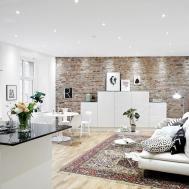 Elegant Scandinavian Apartment Linnegatan Central