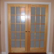 Elegant Sliding Double Doors Interior Pics Inspirations