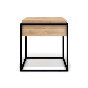 Enticing Bedroom Side Tables Bedside Table Bed