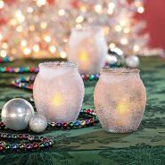 Epsom Salt Candle Holders Christmas Recipes