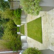 Excellent Modern Backyard Landscape Design Green