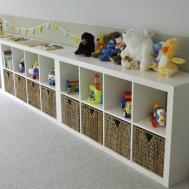 Expedit Playroom Storage Sisters Cities
