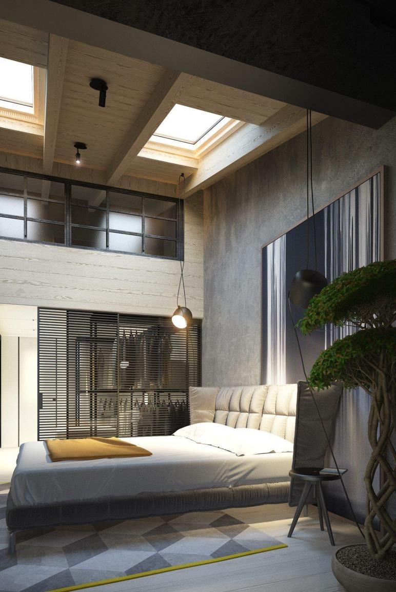 Exposed Concrete Walls Ideas Inspiration