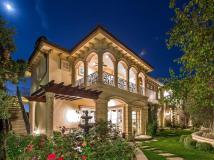 Exquisite Mediterranean Estate Beverly Hills Single