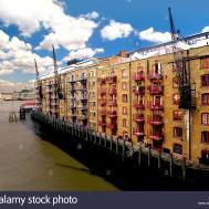 Exterior Warehouse Conversions Shad Thames Se1
