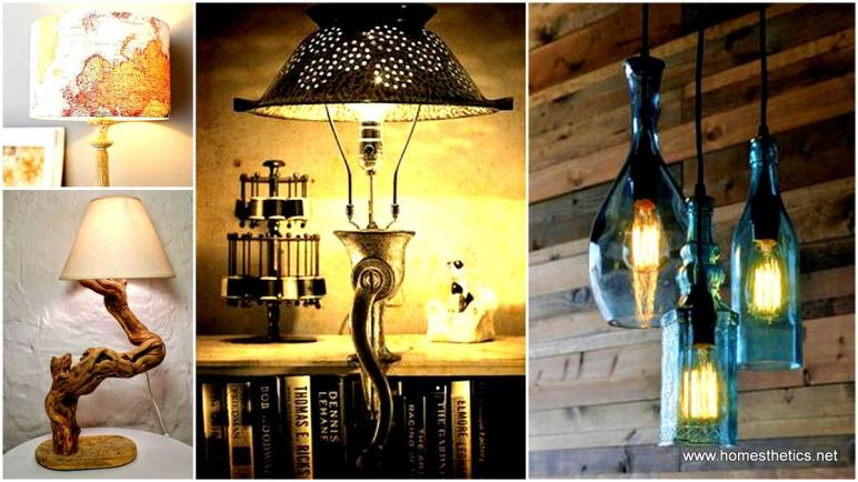 Extraordinary Unique Diy Lighting Fixture Projects