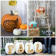Fabulous Pumpkin Decorating Ideas Fox Hollow Cottage