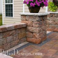 Fabulous Seating Wall Ideas Your Patio Mypatiodesign